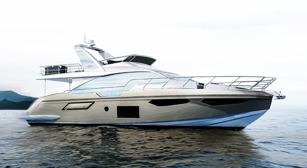 Azimut 60 Fly NEW