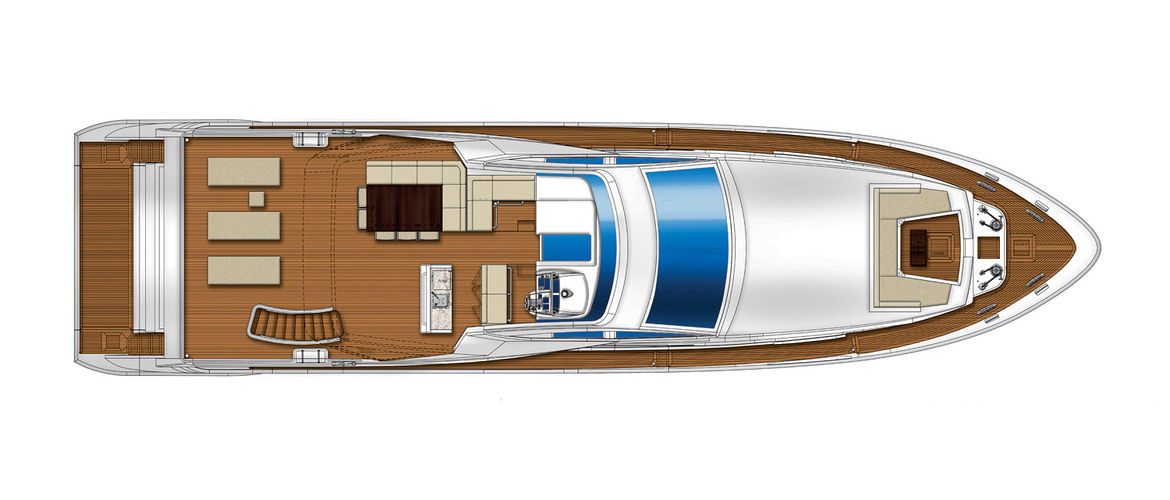 Flybridge (plan #4)