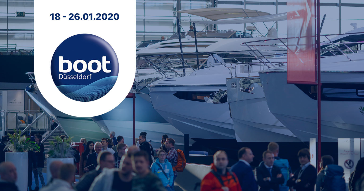 Boot Düsseldorf 2020 - the main European winter boat show